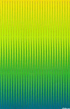 Harlequin - Geometric Ombre - Citrus