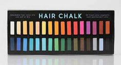 Urban Outfitters Hair Chalk Rainbow Set | 10 Beauty Products For The Summer