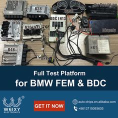 ✅This test platform cable can connect to NBT, iDrive, display screen, air conditioning panel, dashboard, ESL, keys, FEM | BDC、EGS(8HP)、DME(N13、N20、N55、B38、B48、B58) on the bench.  ✅Working about doing the key match, fault code reading or testing, EGS renew, getting ISN from DME, and other control unit replacement.  ✅It can be used with any tool. Even if use EASY, ISTA such BMW professional software to do coding work,it can run perfectly. It is very suitable for professional automotive… Passat B6, Audi A8, Msv, Chevrolet Cruze, Control Unit, Display Screen, Peugeot, Mercedes Benz, Volkswagen