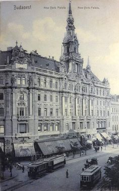 Budapest, Beautiful Architecture, Old Pictures, Historical Photos, Hungary, Vintage Photos, The Past, Louvre, New York