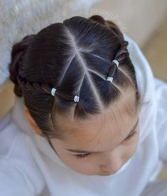 Best Wedding Hairstyles for Flower Girls – Braids awesome braids for little girls Lil Girl Hairstyles, Kids Braided Hairstyles, Princess Hairstyles, Cute Toddler Hairstyles, Wedding Hairstyles, Natural Hairstyles, Little Girl Braids, Girls Braids, Girl Hair Dos