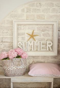 ♔ Summer Pink