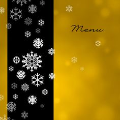 Kerst menukaart - Kaarten collecties Creagaat - Lekker tafelen van Creagaat - Kaartje2go