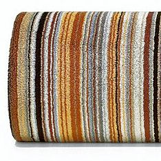 missoni jazz - Handduk 160 brun grå Missoni, Jazz, Weaving, Jazz Music, Loom Weaving, Crocheting, Knitting, Hand Spinning, Soil Texture