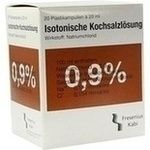 #Berlin Empfehlung-> KOCHSALZLÖSUNG 0,9 prozent Plastikampullen Fresenius in der Apotheke fuer Berlin