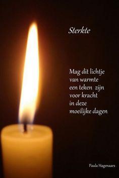 Mooie condoleance tekst | kijk voor meer inspiratie voor rouwkaarten en condoleances op www.rememberme.nl #condoleance #rouw #verlies #afscheid #troost #sterkte #rouwkaart #licht #lichtje #kracht