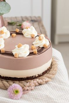 Panna Cotta, Cheesecake, Food And Drink, Ethnic Recipes, Desserts, Tailgate Desserts, Dulce De Leche, Deserts, Cheesecakes