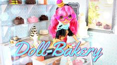 https://rdy.cr/39ea32 Need supplies to make this Fabulous Craft? click the link! by request: Make your Dolls this Fabsome Bakery today!! And this craft is an...