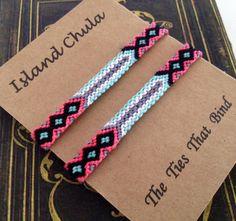 Best Friend bracelet set/Friendship bracelet by IslandChula