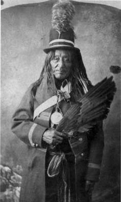 Old Sun - Blackfoot (Siksika) - 1883