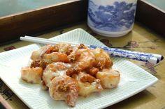Walnut Shrimp via The Sweet & Sour Chronicles >> #WorldMarket Global Gourmet #Recipe