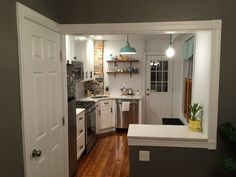Example of bad kitchen design in row house | Row house design ...