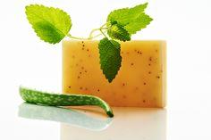 Manna Aloe Vera - Zitronenmelissenseife melissa balm and aloe vera