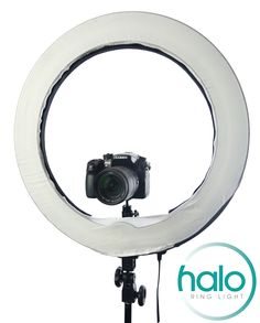 Halo Ring Light by Prismatic for Photo and Video