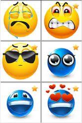 Znalezione obrazy dla zapytania naklejki na facebooku Emoji Stickers, Love Stickers, New Emoticons, Blue Emoji, Whatsapp Apk, Passionate Love, New Sticker, Chat App, Felt Hearts