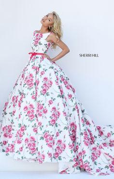 Sherri Hill 50484