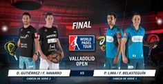 Partido Completo FINAL World Pádel Tour Valladolid 2016