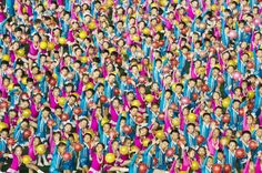Arirang Mass Games Photo by Christian Aslund — National Geographic Your Shot