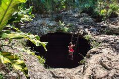 6 Most Beautiful Cenotes Near Tulum You Gotta Visit - Every Steph