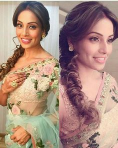 Bipasha Basu  Spotted on sets of The Kapil Sharma Show. Bipasha Basu stuns in a designer outfit by Sabyasachi sari and Tarun Tahiliani Lifestyle Jewellery! Can't wait to watch the episode next weekend!  Styled by  @shyamliarora  #celebritystyling  #thekapilsharmashow #taruntahilianilifestylejewellery #finejewellery #summersarees #mintandpink #indiansarees . For more follow #BollywoodScope and visit http://bit.ly/1pb34Kz