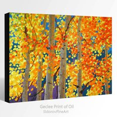 OIL Painting  Giclee Print Canvas Print Fine Art by sidorovart