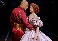 THE KING & I (2015) ~ Broadway revival starring Ken Watanabe & Kelli O'Hara.