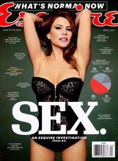 Sofia Vergara – Esquire Magazine (April 2012)