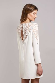 Robe de mariée Craig - Collection Civile - www.fabiennealagama.com #fabiennealagama#collectioncivile#robedemariee