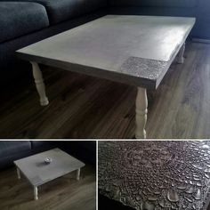 Coffee table designed by Indigo Manufaktura Form