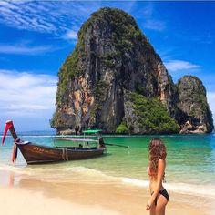 Instagram  Krabi, Thailand