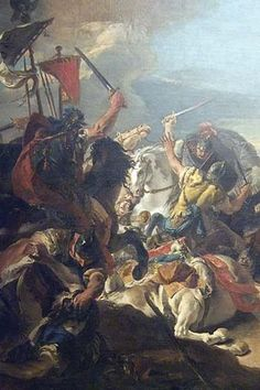 Battle of Vercellae; The Battle of Vercellae, or Battle of the Raudine Plain, in 101 BC was the Roman victory of Consul Gaius Marius over the invading Germanic Cimbri tribe near the settlement of Verc