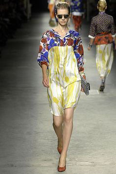 Dries Van Noten | Spring 2008 Ready-to-Wear Collection | Style.com