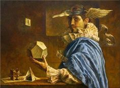 "Jake Baddeley ""Jake was born in Nottingham, England, in and has been drawing since his early childhood. After finishing his educ. Mother Feeding, Surrealism Painting, Visionary Art, Angel Art, Early Childhood, Bedtime, Tarot, Oil On Canvas, Illustration Art"