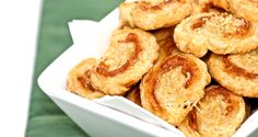 Parmesan Ham Spirals ,easy- make ahead to have on hand for pop-up parties