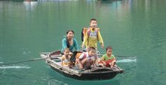 Floating villages are among the most special attractions of Halong Bay  #Halong #Halongtours #famousdestination