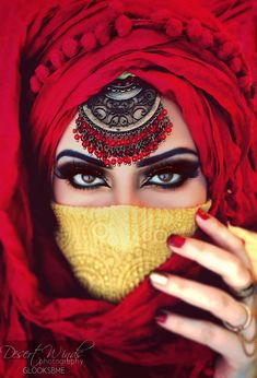 RED by Desert-Winds on DeviantArt