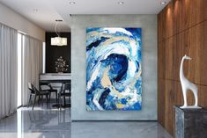 This item is unavailable Hallway Art, Office Wall Art, Modern Wall Art, Large Wall Art, Oversized Canvas Art, Colorful Artwork, Abstract Wall Art, Textured Walls, Original Paintings