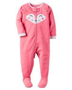 Pyjama 1 pièce en micromolleton