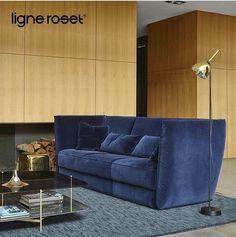 El sillón mas cozy del mundo: SOFTLY, Ligne Roset