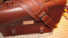 Messenger+Bag+Handcrafted+Leather
