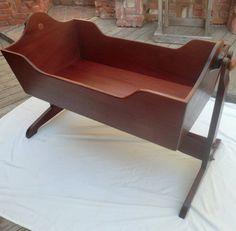 Custom-Made Baby Cradle/Bassinet