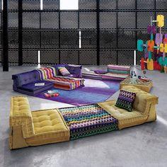#Rochebobois tejidos #missoni #livingroom #interior #interiores #interiordesign #diseño #design #decor #deco #decoracion #decoration #trends #tendencias #estilo #salón #style #homedecor #inspiration #home #sofa #colors #instadecor