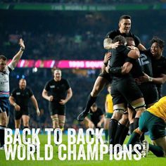 2015 Rugby World Cup Winners New Zealand World Cup Champions, Rugby World Cup, All Blacks Rugby Team, Rooftop Party, World Cup Winners, University Of Alabama, Rugby Players, Alabama Football, New Zealand