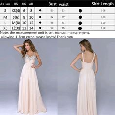 Formal Women Long Ball Gown Party Prom Cocktail Wedding Bridesmaid Evening Dress | Clothing, Shoes & Accessories, Women's Clothing, Dresses | eBay!