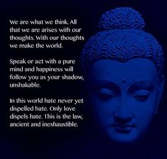 Buddha Quote! #Buddha #Quotes