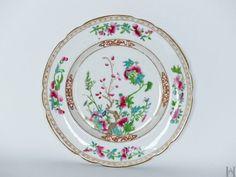 Franceassiette en porcelaine décor Chine par HistoiresAntiquites
