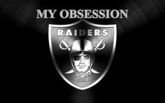 and I'm addicted. Raiders Pics, Raiders Stuff, Raiders Baby, Oakland Raiders Football, Pro Football Teams, Football Memes, Raider Game, Raider Nation, One Team