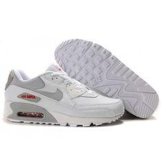 official photos 59516 471b5 Nike Air Max White, Cheap Nike Air Max, Grey And White Nikes, Adidas