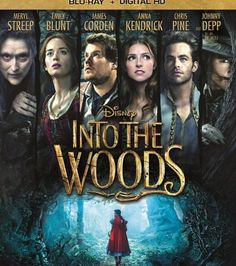 Into The Woods on DVDToday - get your copy-->