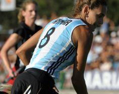 Luciana Aymar, 8 , Leonas, field hockey